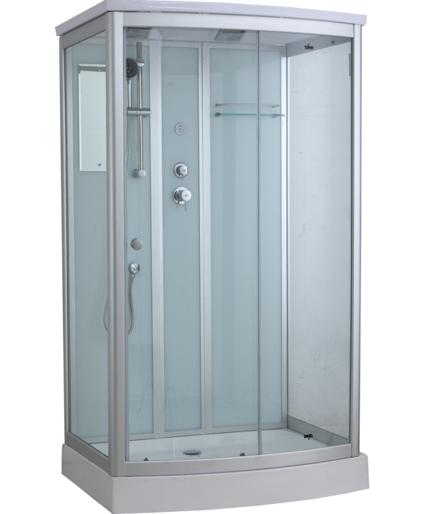 Timo Standart T-6615 Silver душевая кабина (120*90*220), шт